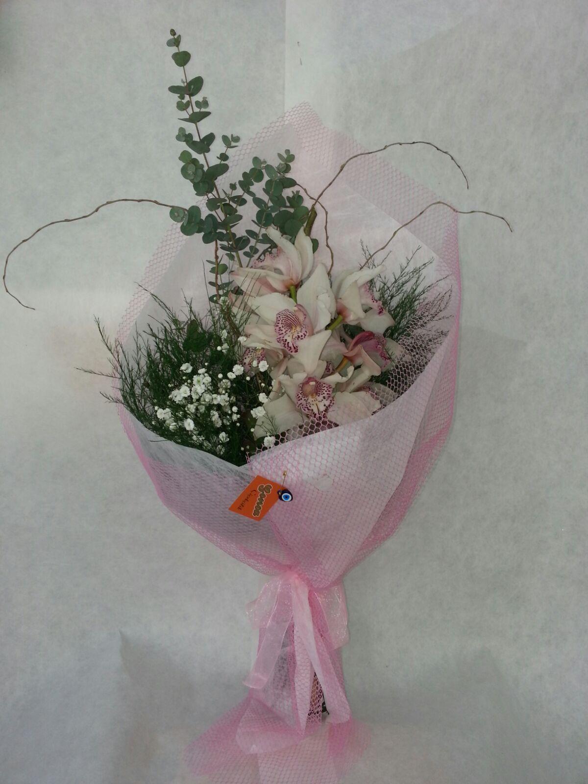 Orkide Buketi
