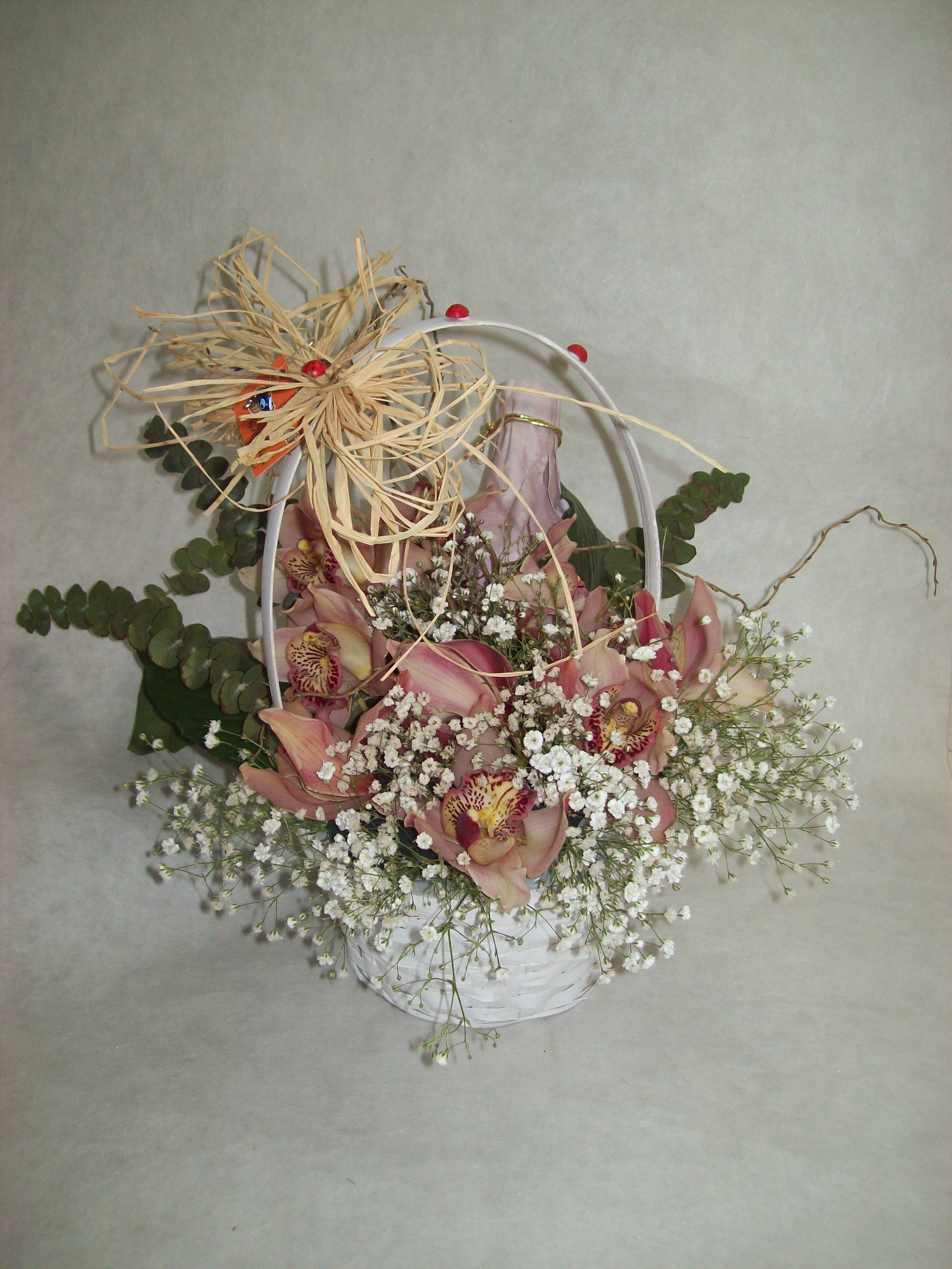 Orkide Hediye Sepeti